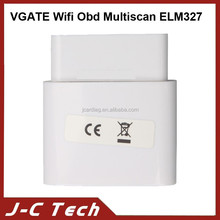 Newly WIFI OBDII Scan Tool ICar327 ICar 327 Vgate ELM327 Mini ELM 327 Diagnostic Tool---from Jessica