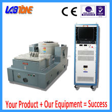 Electronic Power vibration analyzer high reliability vibration test table