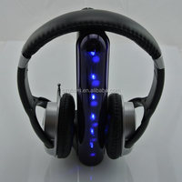 OEM welcome ! wholesale fashion stereo cheap brand name headphones for TV 2014