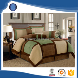 2015 cheap patchwork wholesale european style bedding set