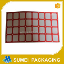 School and office stationery use adhesive label stickers 34*29 mm 90 Sheets