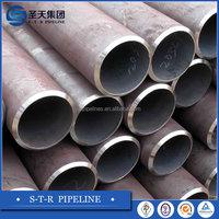 ASTM A53 sch40/schedule 40 seamless steel pipe manufacturers