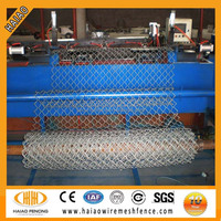 Factory supply 8 gauge chain link fence for roll