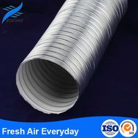 hot sale insulated aluminum flexible air duct semi rigid hose