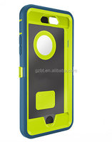 High Quality phone case for i phone 5 case defender otterboxing with tpu pc clips