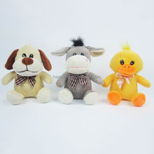 yellow big mouth toy duck plush duck toy