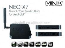 android tv box dc power jack plug adapter neo x7 mini 2gb/ 16gb 1.6ghz