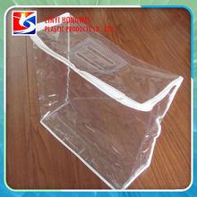 2015 Hotsale Pvc Bags Pvc Pipe Handle Bag