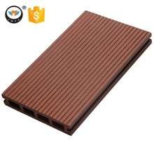 Trade Assurance Factory Direct Sale Wood Plastic Composite WPC Outdoor Floor, Easilly Installed WPC Decking Flooring