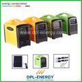 Sistema de iluminación solar portable 25W