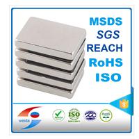 China supplier block cheap neodymium magnet
