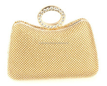 Factory Direct Ladies Crystal Clutches