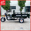 Best-selling Tricycle 150cc closed cargo box tricycle made in guangzhou china with 1000kgs loading Capacity