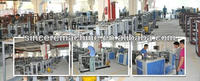 Ruian manufactory die cutting machine with max width 900mm
