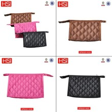 2015 alibaba wholesale assorted color stain ladies cosmetic bag