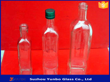 200 ml 250 ml 1000 ml Glass Bottle for Olive Oil