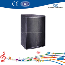 Active professional loudspeaker box, pa system horn loudspeaker, loudspeaker box wholesale