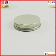 round tin empty packing car wax tin box