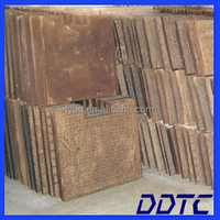 refractory silica tundish insulation board for steel casting