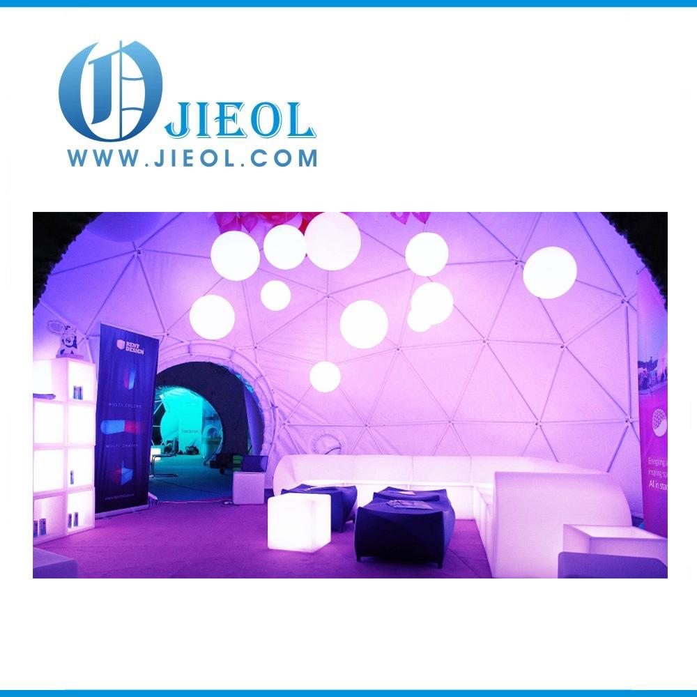 Заказ современный куполообразной палатки двери конструкции для дома