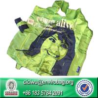 Lead Free 190T ENVIROSAX ECO Bag Polyester