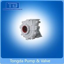 light weight high abrasive resistance single stage slurry pump
