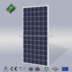 Best quality with best price Mono 300W solar panel manufacturers in china