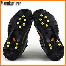 tacos de hielo / <span class=keywords><strong>crampones</strong></span> zapatos de hielo / tacos de tracción sobre hielo / puntas de pinzas de hielo / cubierta de la zapata