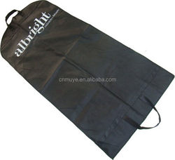 stylish eco friendly silk screen print garment bags