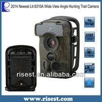 940nm or 850nm IR LED Digital Night Vision Camera with Motion Detection Ltl-5310A