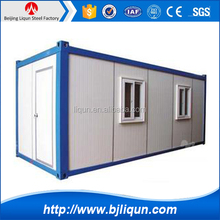 Good quality Standard General or Luxury living 20ft container house for sale