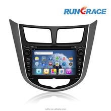 hyundai verna android 4.2.2 car radio dvd gps navigation system