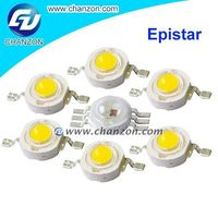 90lm 100lm 120lm 200lm 3w 1w High Power Led Lamp Beads Light 3w 630nm red high power led chip