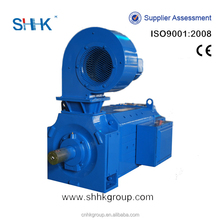Start-stop share brushless electric motor 60kw dc