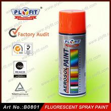 Fluorescent Spray Paint