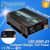 ADVANCED 3000W Off Grid Pure Sine Wave Power Inverter, Solar&Wind Inverter