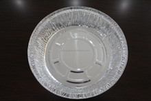 """7"""" 8"""" and 9"""" Round Aluminium Foil Container With Lid"""