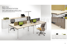 Factory customize office furniture, cheap workstation,cheap office partition ( SZ-WS027)
