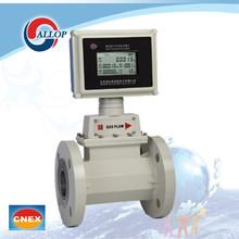 Gas natural medidor de flujo de turbina de gas indicador de nivel