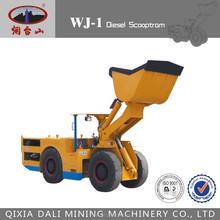 natural stone mines machinery Diesel LHD WJ-1