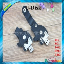 High quality forg animal shape usb flash drive with whole warranty