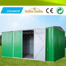 factory structural design of small cheap garden houses