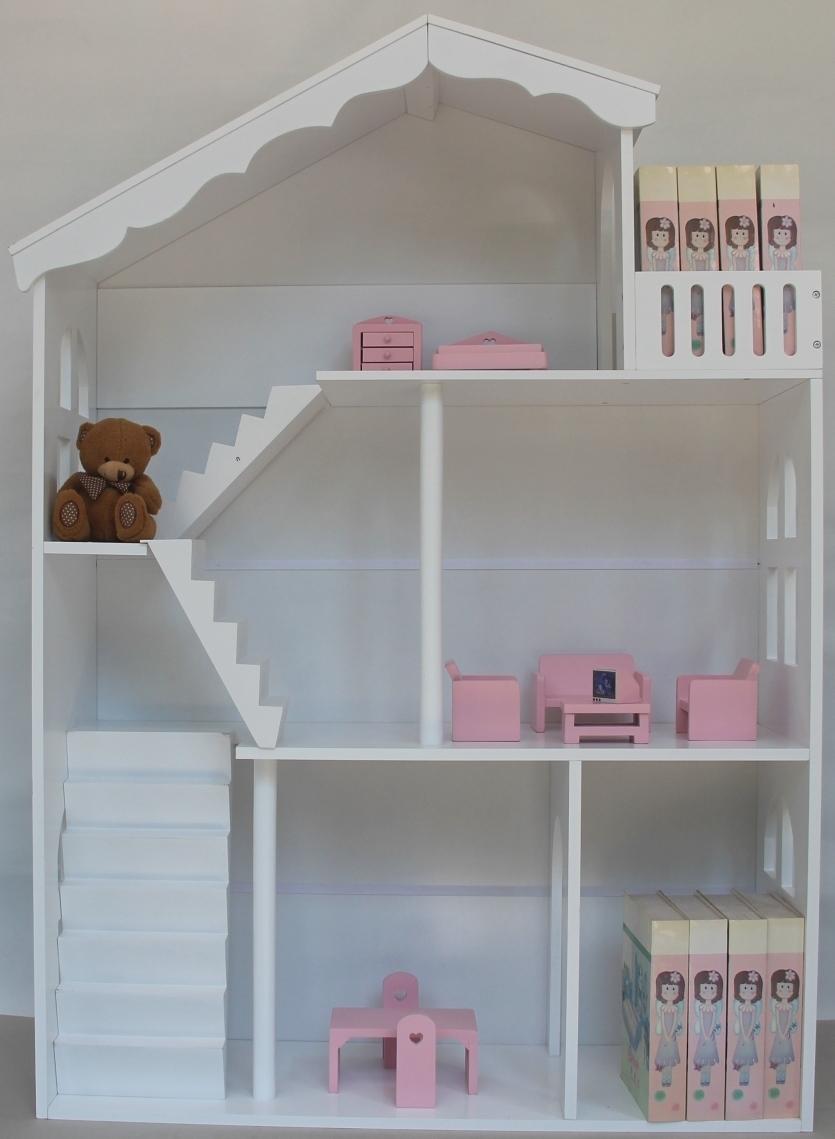 Awesome Boekenkast Poppenhuis Contemporary - Ideeën Voor Thuis ...