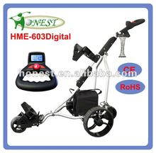 ELECTRIC GOLF TROLLEY DIGITAL LIKE POWAKADDY MOTOCADDY(HME-603Digital)