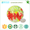 Professional factory supply Brown-yellow colour Schisandra chinensis P.E.