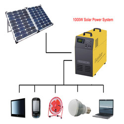 Bluesun solar system use easy install solar panel 1000 watt