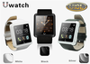 Bluetooth Smart Watch U10L WristWatch U Smartwatch for Samsung S5 S4 Note 4 HTC LG Huawei Android Phone Smartphones 2015 New
