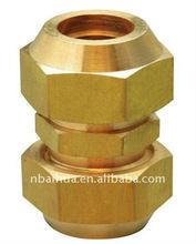 cnc productos de las piezas de bronce hechos