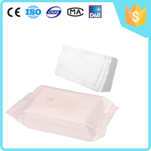 Ingredient customized disposable cleaning wipes pure and soft