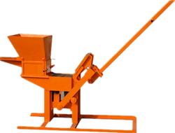 QMR2-40 soil/clay/cement/fly ash interlocking machine